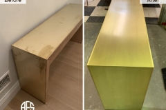 Brass-Bronze-Furniture-restoration-polishing-sealing-finishing-gold-paint-clear-coating-removing-oxidation-stains-marks