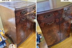 Cabinet-Chest-furniture-veneer-finish-restoration-repair-finishing
