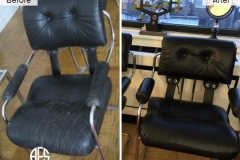 Furniture-Leather-Chair-Reupholstery-dyeing-tufting-arms