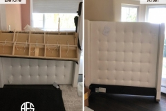 Tufted-Headboard-Disassembly-furniture-take-a-part-break-down-cut-no-fit-solution-dismantling-moving