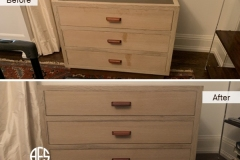 furniture-dresser-drawer-chest-stain-wax-oil-removal-cleaning-refinishing