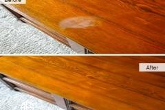 furniture-wooden-top-heat-mark-water-damage-repair-retard-removal-refinishing